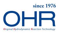 OHR流体工学研究所 | 化学反応・水処理設備の効率を大改善!